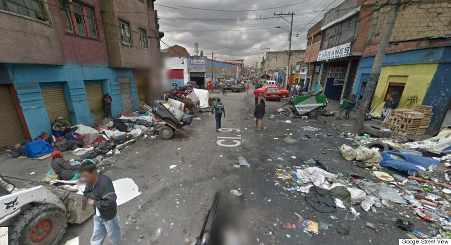 The Roughest Neighbourhoods You Can Find On Google Street View