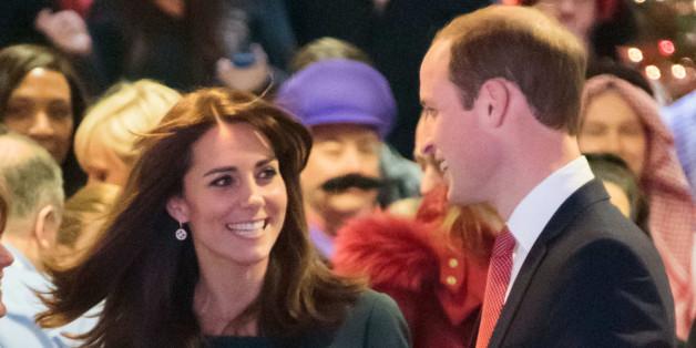 Kate und William haben zwei Kinder und die lernen etwas ganz Besonderes von ihrem Opa Charles