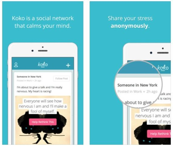 Koko Is A Social Network To Help People With Stress And Anxiety Through Peer Support