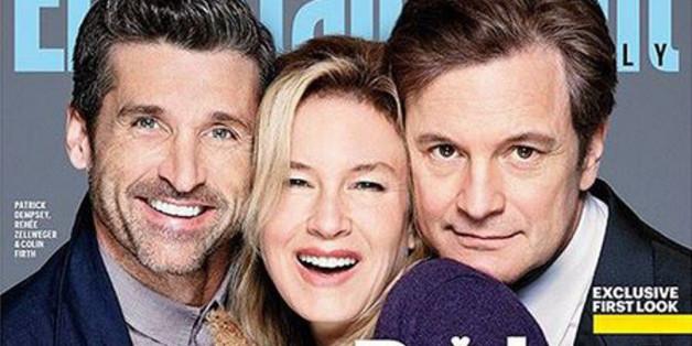 """Die Hauptdarsteller von """"Bridget Jones Baby"""" finden ausschließlich positive Worte für den Film."""