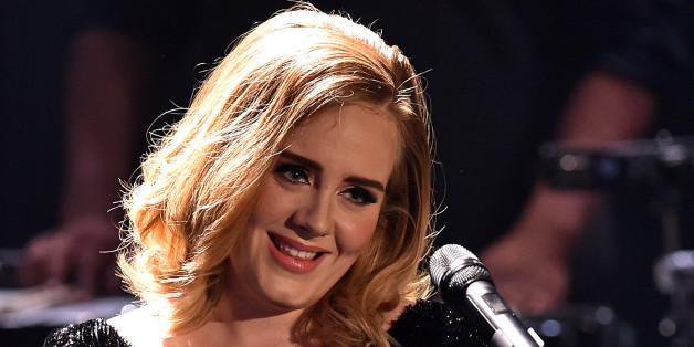 Adele ist ein großer Fan von Beyoncé.