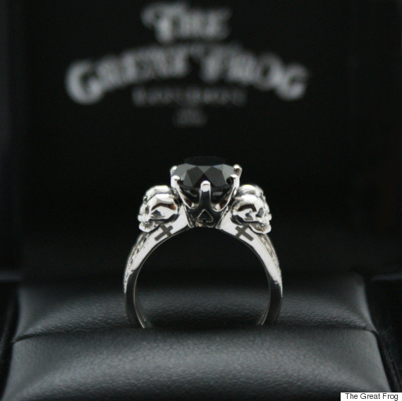 kat von d engagement ring