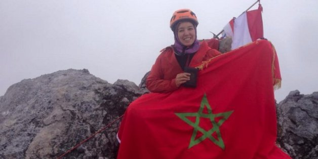 La Marocaine Bouchra Baibanou à la conquête de l'Everest en avril prochain