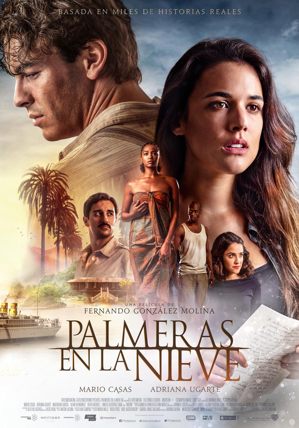 Poster Palmeras