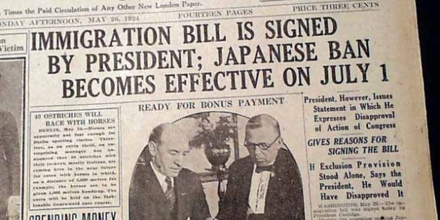Why the 1920s U.S. Ban on Japanese Immigrants Matters Today