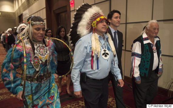first nations canada welfare