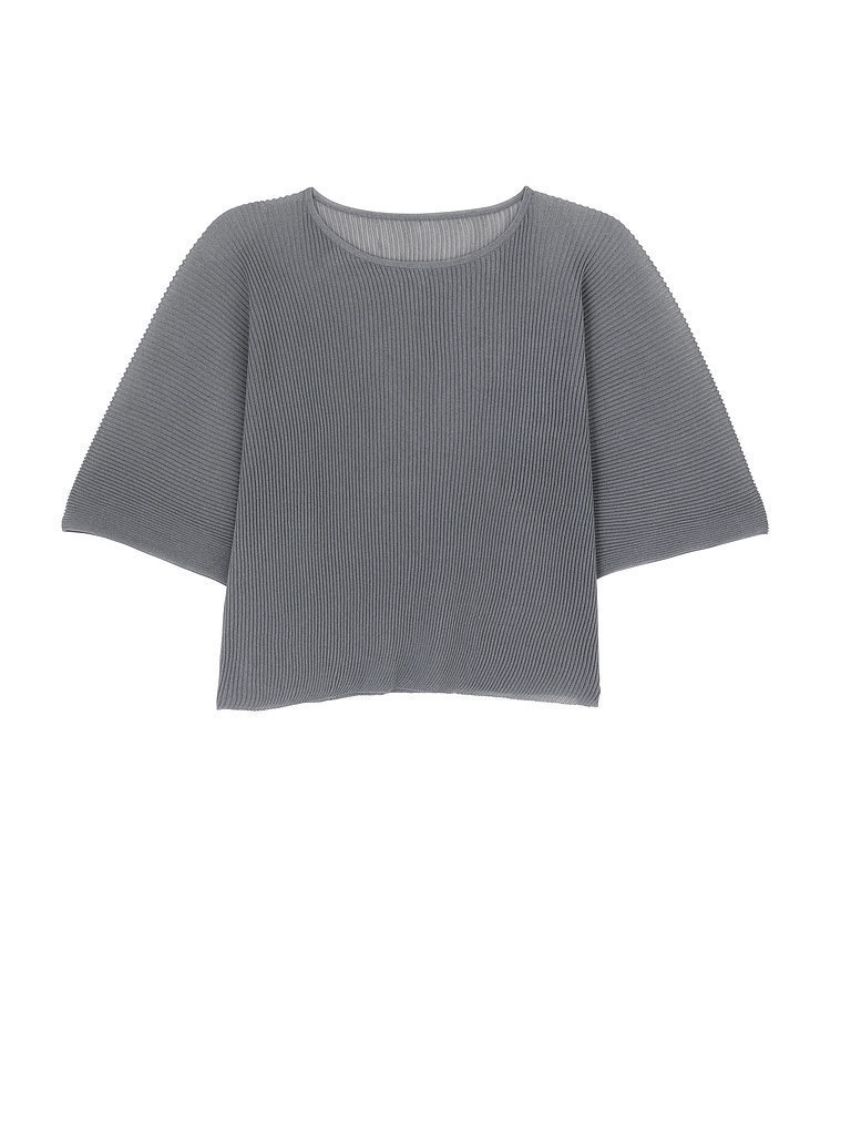 grey jumper cos