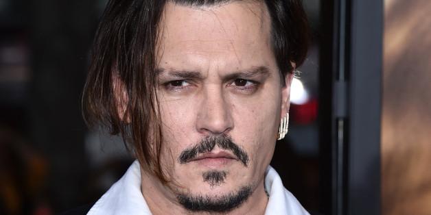 Johnny Depp macht Schlagzeilen.