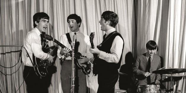 Beatles-Musik soll es bald auf Spotify und Co geben.