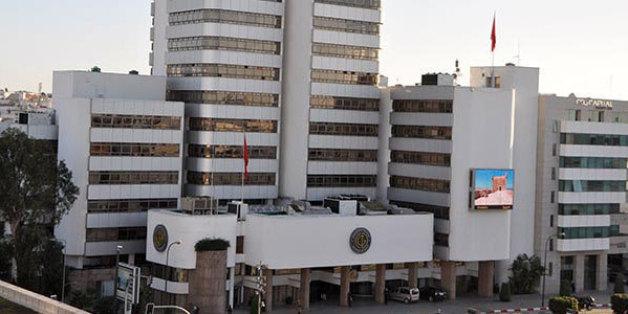 Siège de la CDG à Rabat