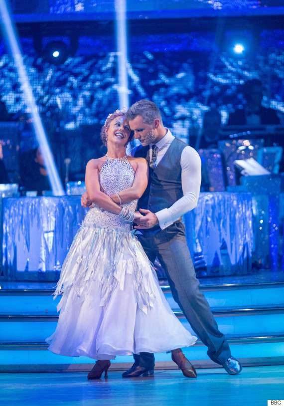 harry judd strictly christmas
