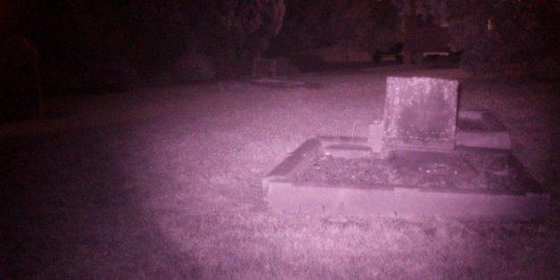 Das Foto hat die paranormalen Experten schockiert.