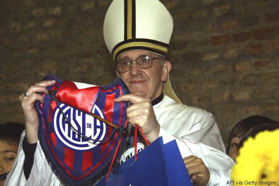 san lorenzo pope