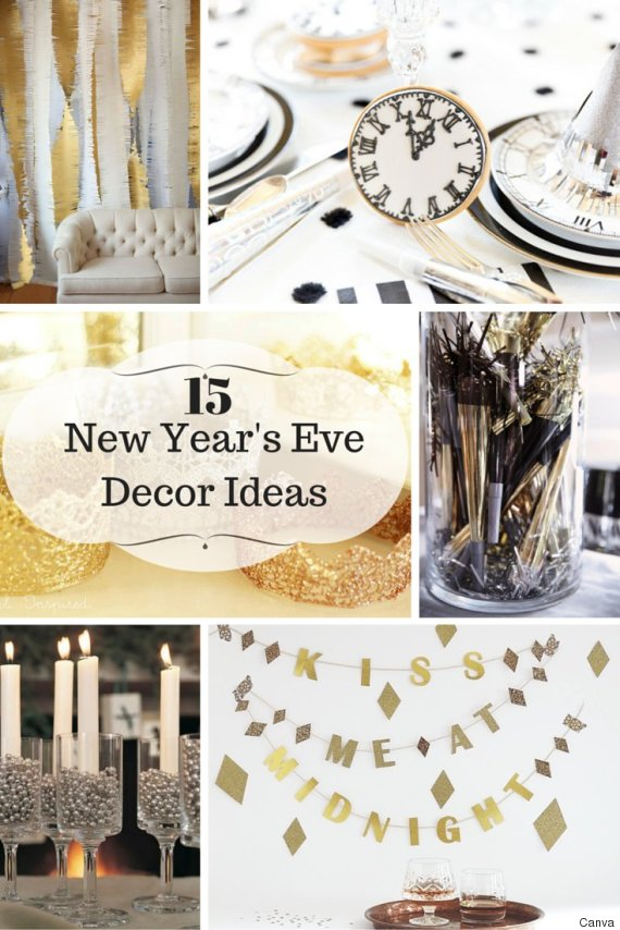 15 New Year's Decor Ideas | HuffPost Canada