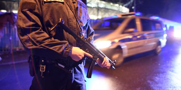 Terror und Füchtlingskrise - deutsche Polizisten sind überlastet
