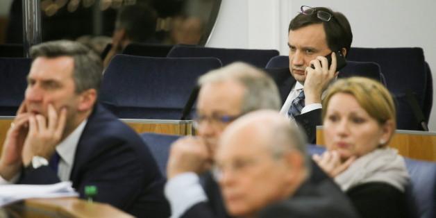 Die zweite Parlamentskammer in Polen stimmte gestern der Gesetzesänderung zu