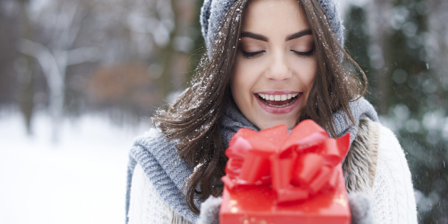 Das ist der ideale Zeitpunkt, eure Geschenk zu überreichen