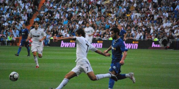 Real Madrid 5 - Xerez 0 20/9/09