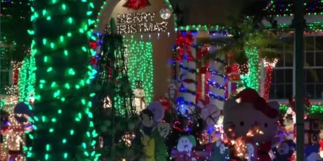 Amerikanische Weihnachtsbeleuchtung zieht mehr Strom als Äthiopien, Tansania oder El Salvador in einem Jahr