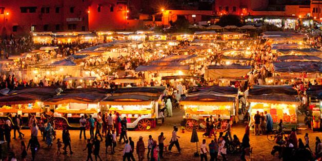 Le Maroc, champion africain du tourisme