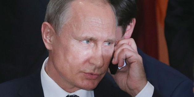 Russland unter Präsident Wladimir Putin will offenbar Geheimdienstinformationen mit den Taliban austauschen