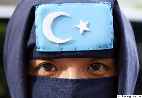 china uighurs