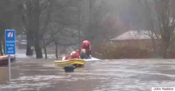 man rescue