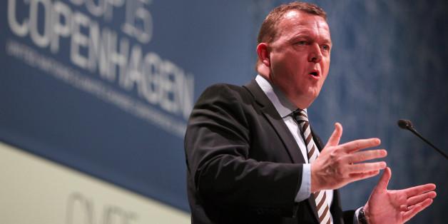 Der dänische Premier Lars Lökke Rasmussen