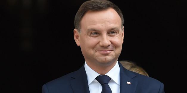 Polens Präsident Andrzej Duda baut den Staat um.