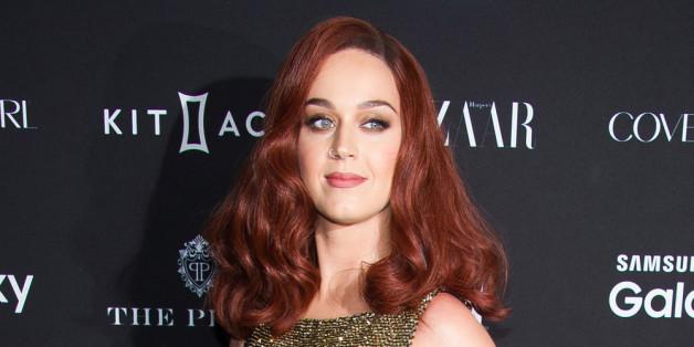 Mit dieser Geste bewies Katy Perry, dass sie ein großes Herz hat.