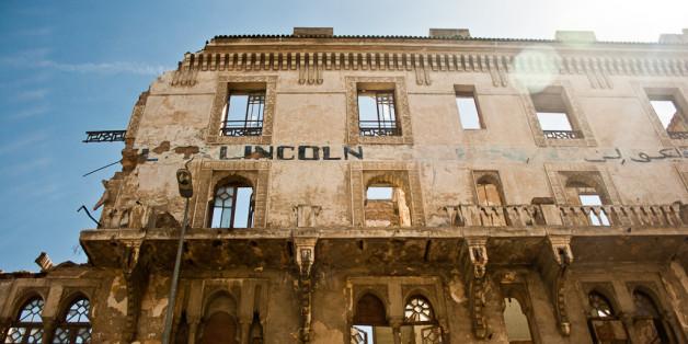 Immeuble Bessonneau appelé communément hôtel Lincoln
