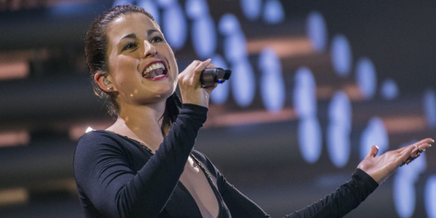 Nach ihrem ESC-Auftritt nahm der Trubel um Ann Sophie Dürrmeyer schlagartig ab.