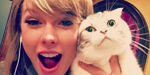 Kendall Jenner und Taylor Swift sind die Queens auf Instagram.
