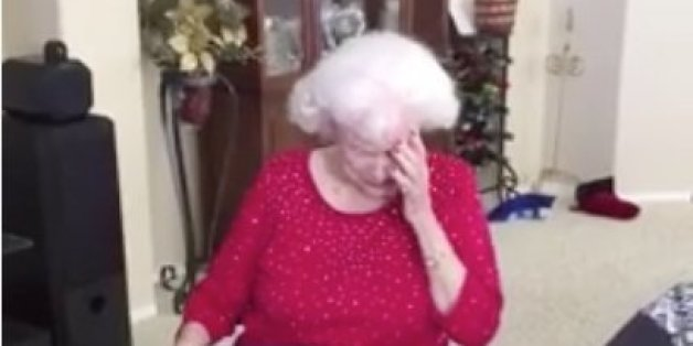 Grandma jacking off grandpa
