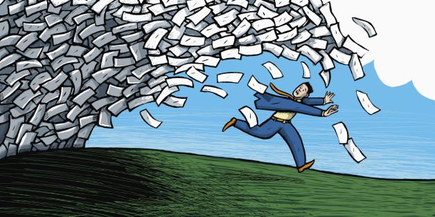 Tsunami of Bills