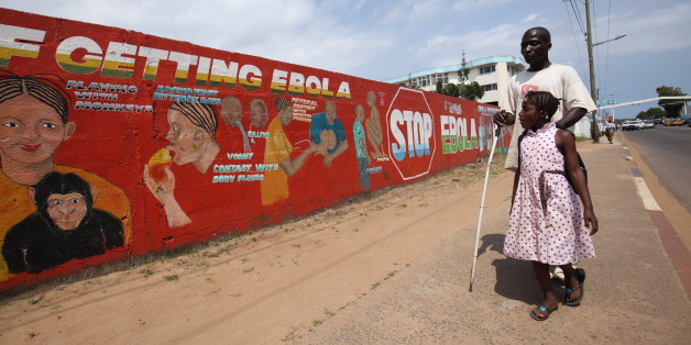 Guinea gilt als ebolafrei.