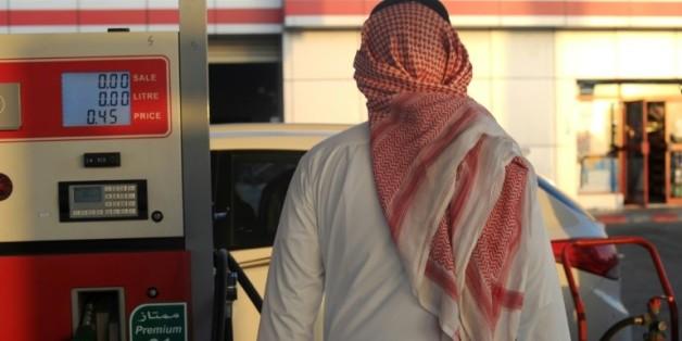 Station de la ville de Djeddah, en Arabie Saoudite