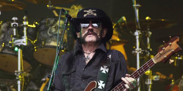 Lemmy Kilimister starb am Dienstag an Krebs.