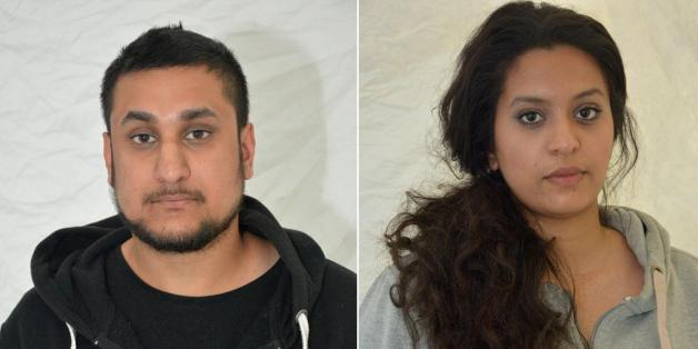 Mohammed Rehman And Wife Sana Ahmed Khan were found guilty of planning a massive terror attack on London