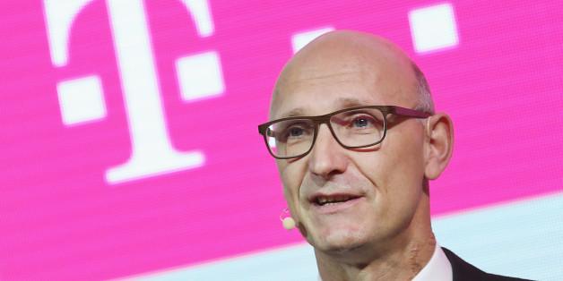 Telekom-Chef Timotheus Höttges