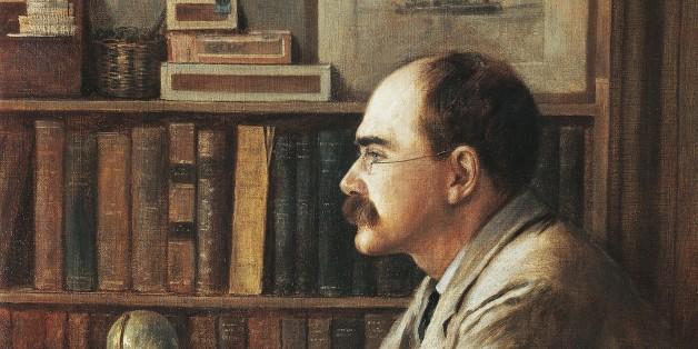 Rudyard Kipling ist vor 150 Jahre geboren worden.