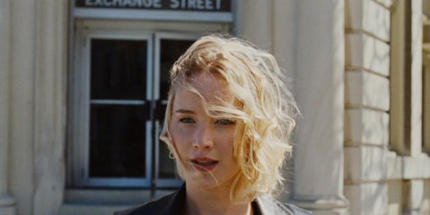 Jennifer Lawrence' neuer Film basiert auf einer wahren Begebenheit.