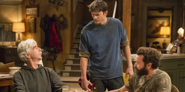 "Ashtob Kutcher spielt in der neuen Netflix-Serie ""The Ranch""."