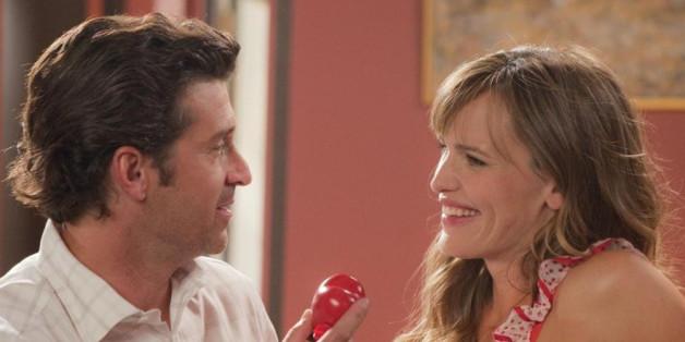 Süße Gerüchte: Jennifer Garner und Patrick Dempsey sollen ein Paar sein.