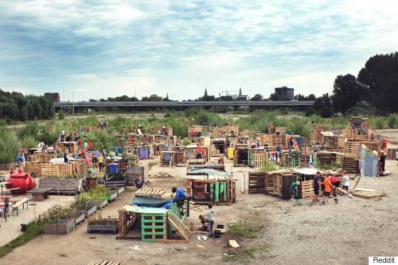 dutch kids village