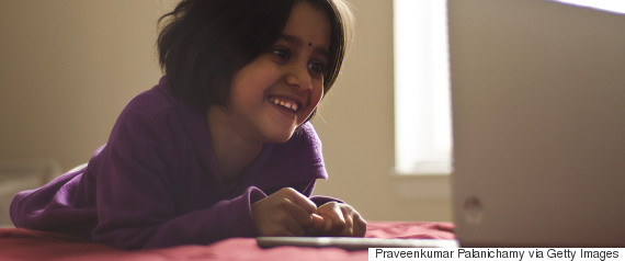 india children computer