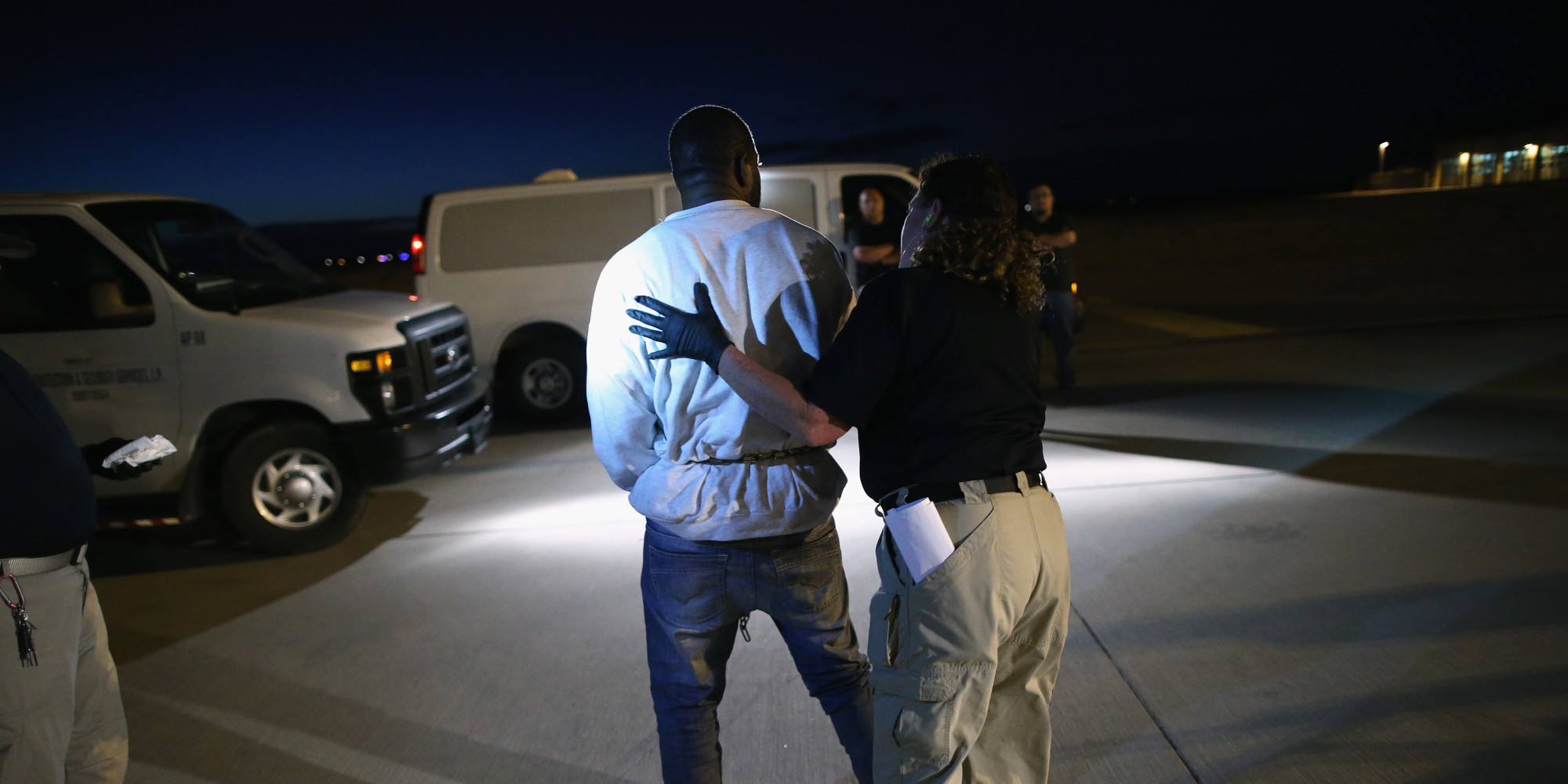 deportation nation Fearing deportation under trump, these immigrants prepare to become untraceable by brenda medina and jacqueline charles bmedina@elnuevoheraldcom.