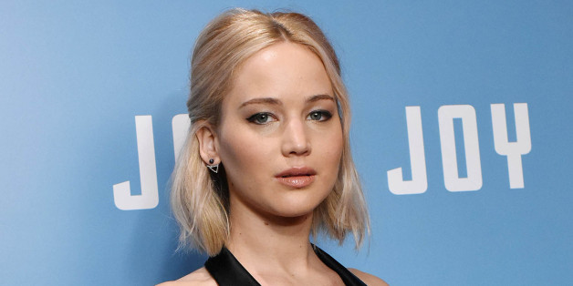 "Photo by: KGC-42/STAR MAX/IPx 2015 12/17/15 Jennifer Lawrence at the photocall for ""Joy"". (London, England, UK)"