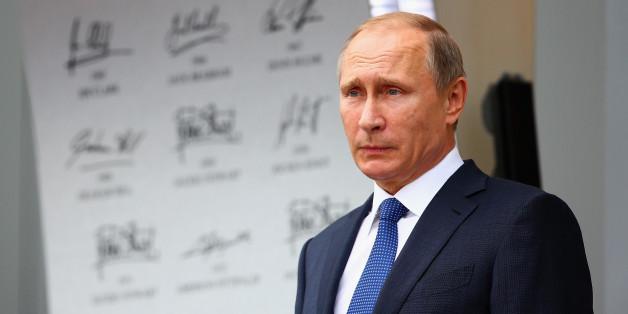 Der russische Präsident Wladmir Putin