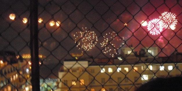 Réveillon 2010: fogos